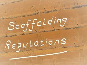 Scaffolding Regulations